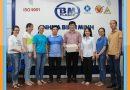 Hoàn tất khóa đào tạo Power BI tại Bình Minh Plastic